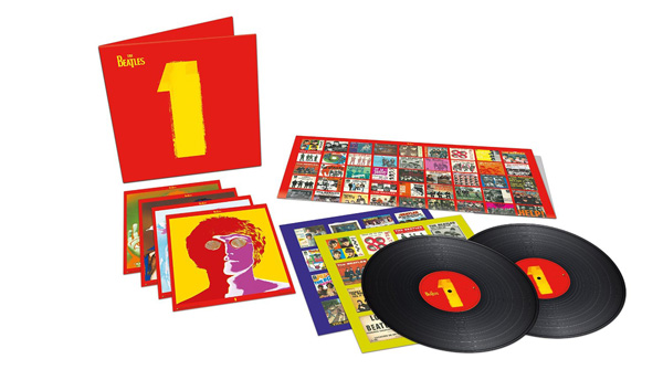 1 One 2xlp Vinili The Beatles Shop Online 2000