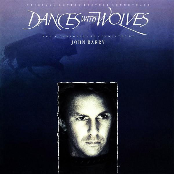 Balla Coi Lupi Soundtrack Lp Vinili John Barry 1990