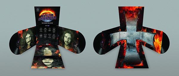The Ultimate Collection 4xlp Vinili Black Sabbath 2016