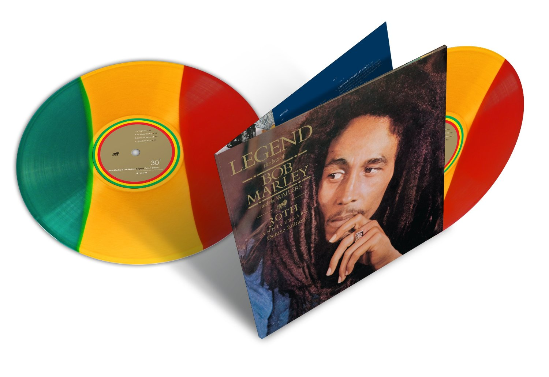 Legend 30 176 Anniversario 2xlp Vinile Bob Marley Amp The