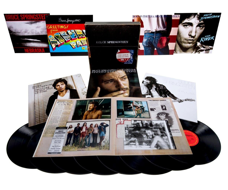 The Albums Collection Vol 1 8xlp Cofanetto Vinile Bruce