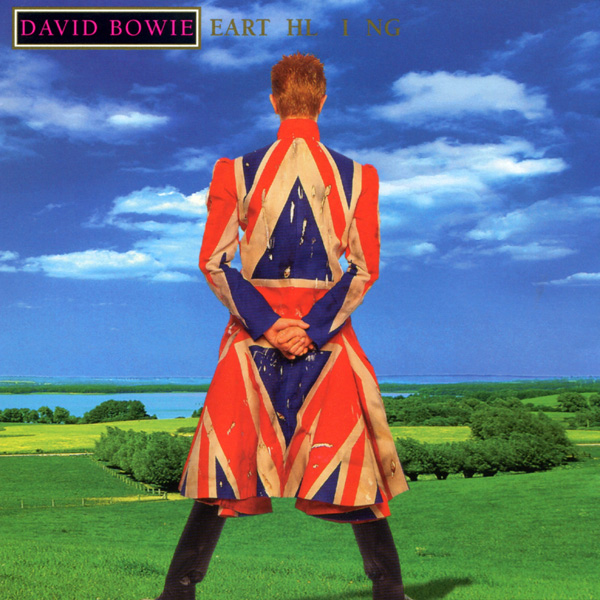 Earthling Lp Vinile David Bowie Vinili Nuovi Online 1997