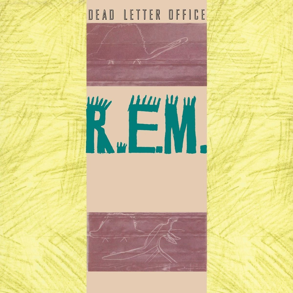 Dead Letter Office Lp Vinili Rem Shop Online 1987