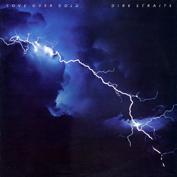 dire straits love over: