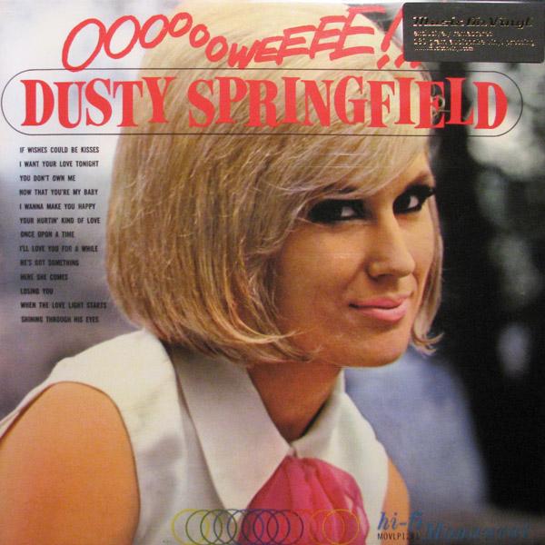 Ooooooweeee Lp Vinili Dusty Springfield 1965
