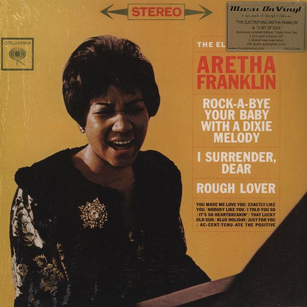 The Electrifying Aretha Lp Vinile Aretha Franklin 1962