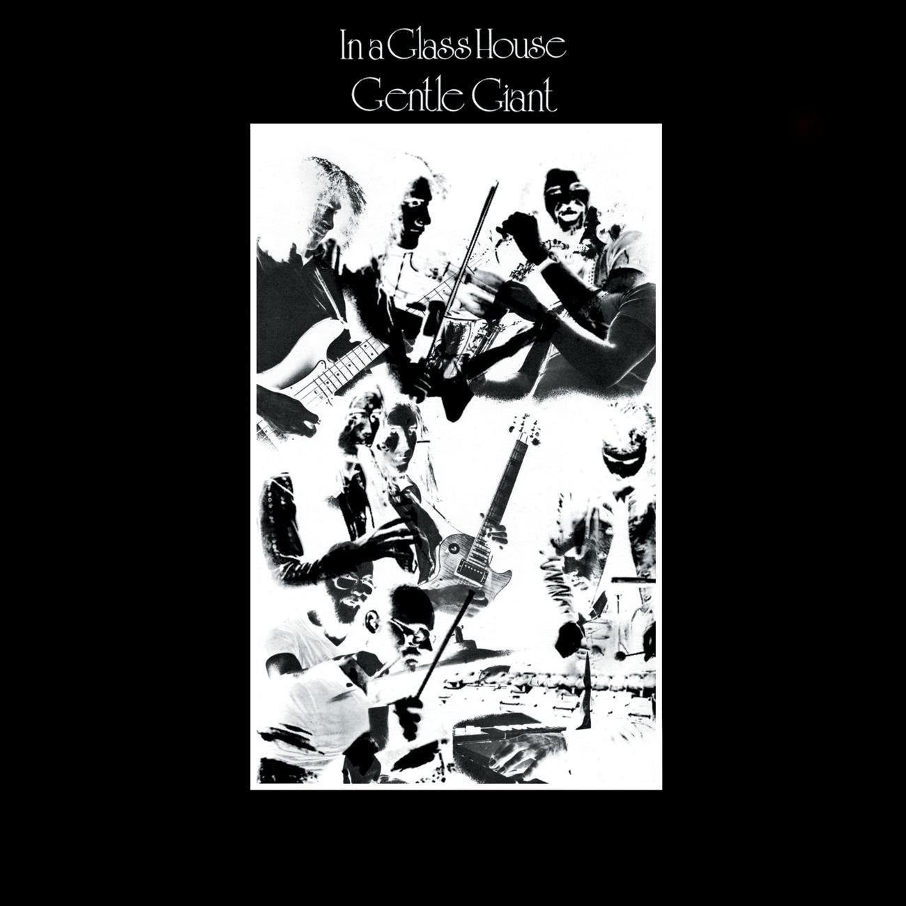 In A Glass House Lp Vinile Gentle Giant Vendita Vinili Online 1973