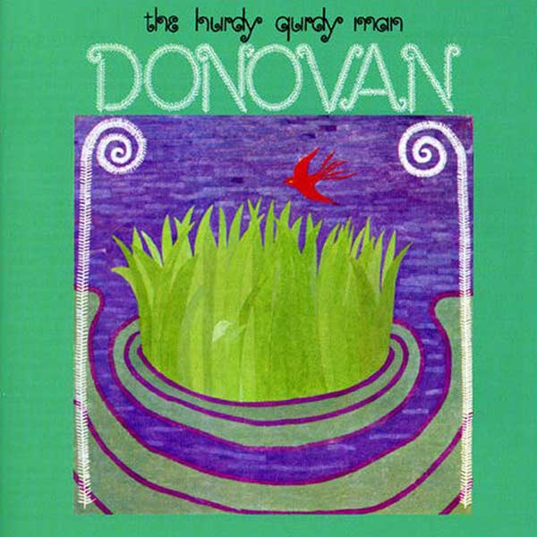 Hurdy Gurdy Man Lp Vinile Donovan Shop Online 1968