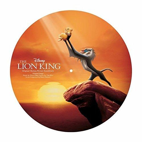 Il Re Leone Soundtrack Lp Vinile Disney Colonna Sonora
