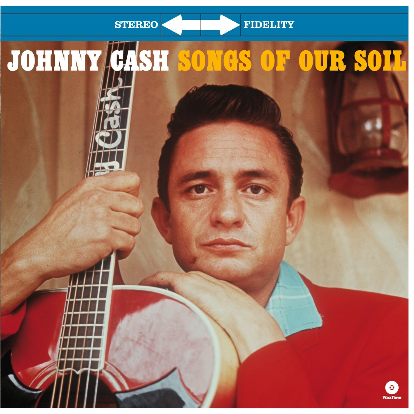 Songs Of Our Soil Lp Vinile Johnny Cash Ristampa 1959