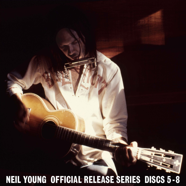 Cofanetto Neil Young Official Release Series Discs 5 8