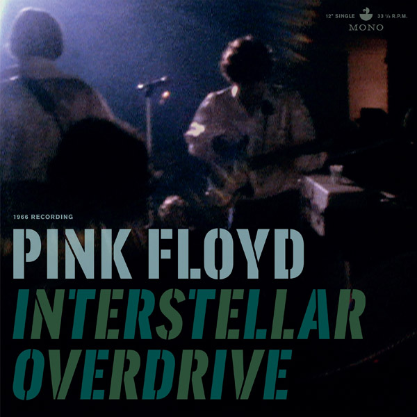 Interstellar Overdrive Lp Vinile Pink Floyd 2017