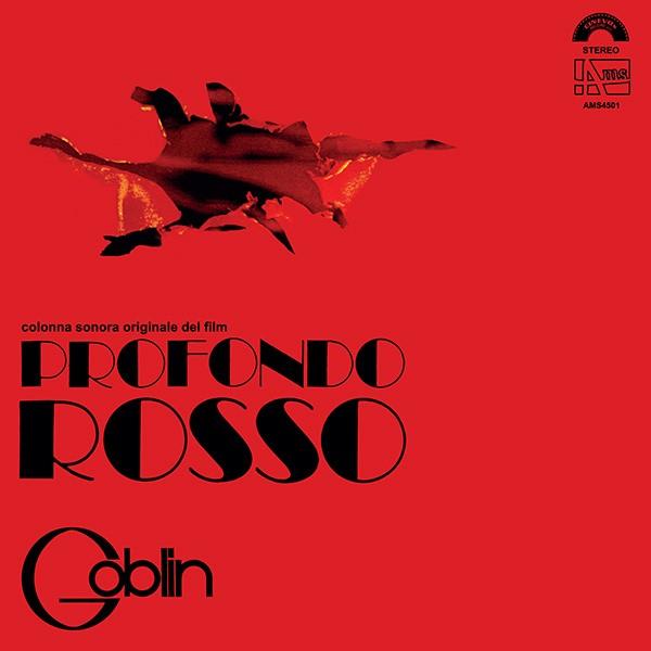 Goblin - Profondo Rosso - Deep Red Theme