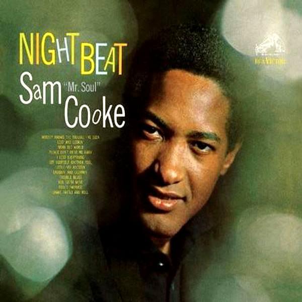 Night Beat Lp Vinile Sam Cooke Vendita Vinili Nuovi