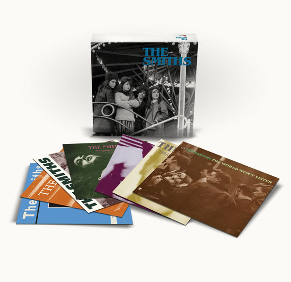 Cofanetto The Smiths Vinyl Box Set 11xlp Vinileshop It
