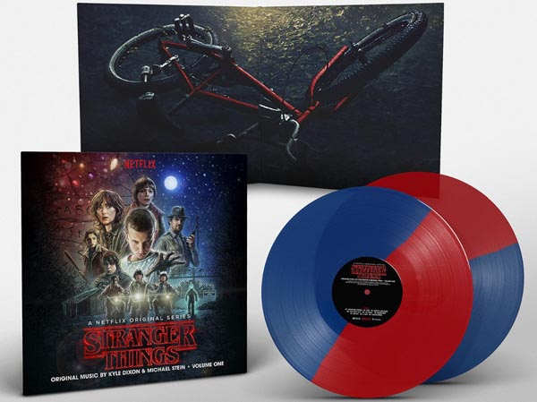 Stranger Things Vol 1 Soundtrack 2xlp 2016