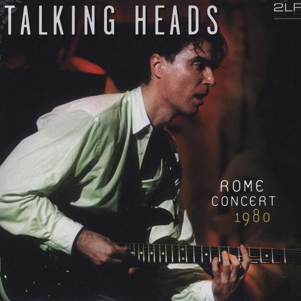 Rome Concert 1980 2xlp Vinile Talking Heads Vendita