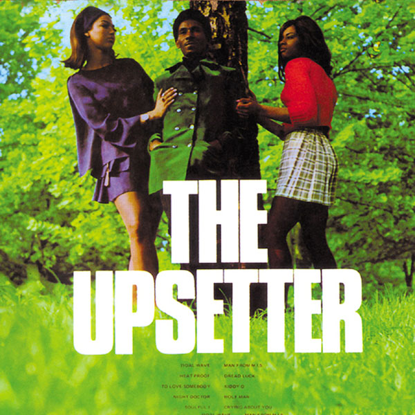 The Upsetters Tidal Wave Man From MI5