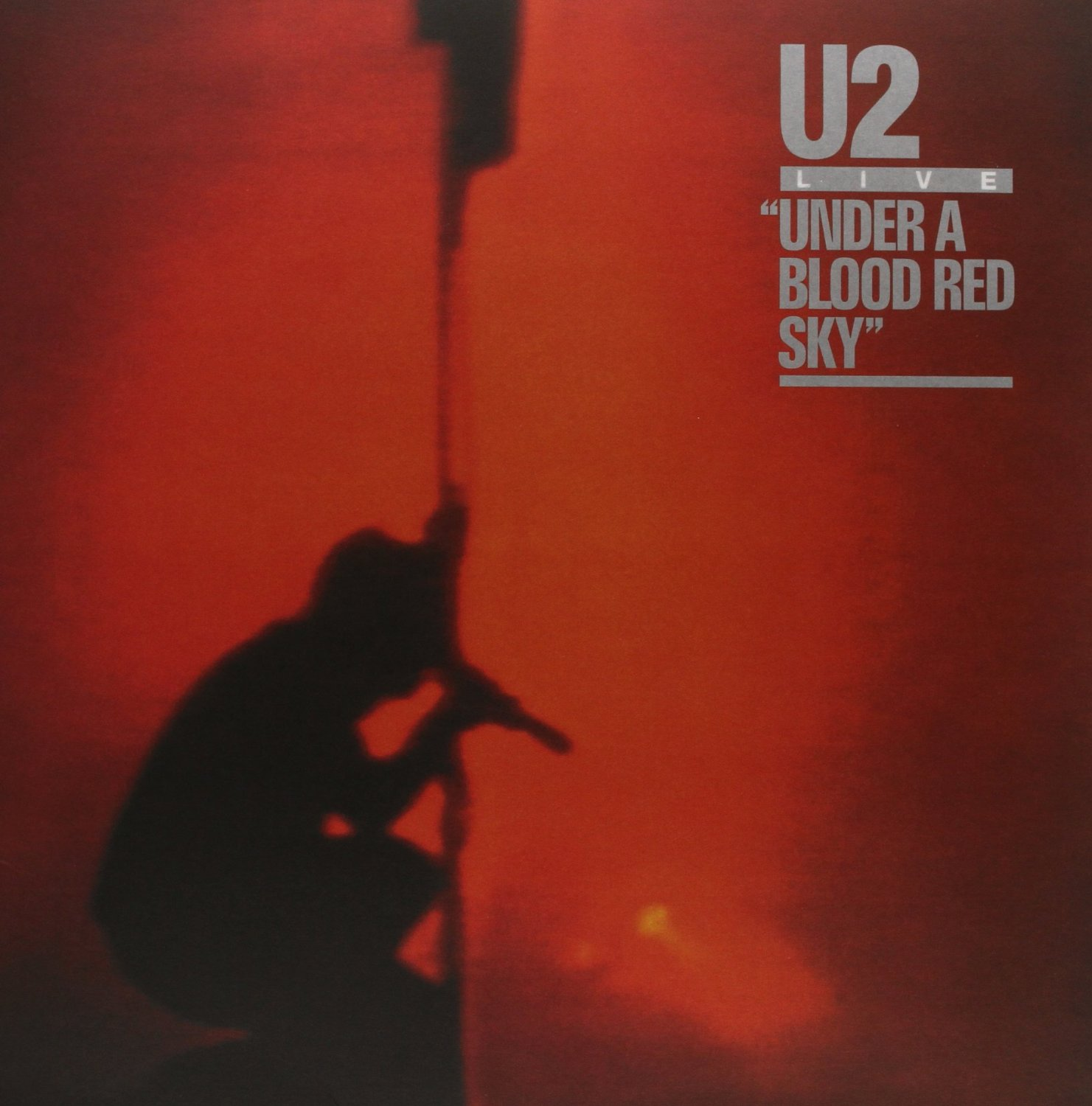 Under A Blood Red Sky Lp Vinile U2 Vendita Vinili