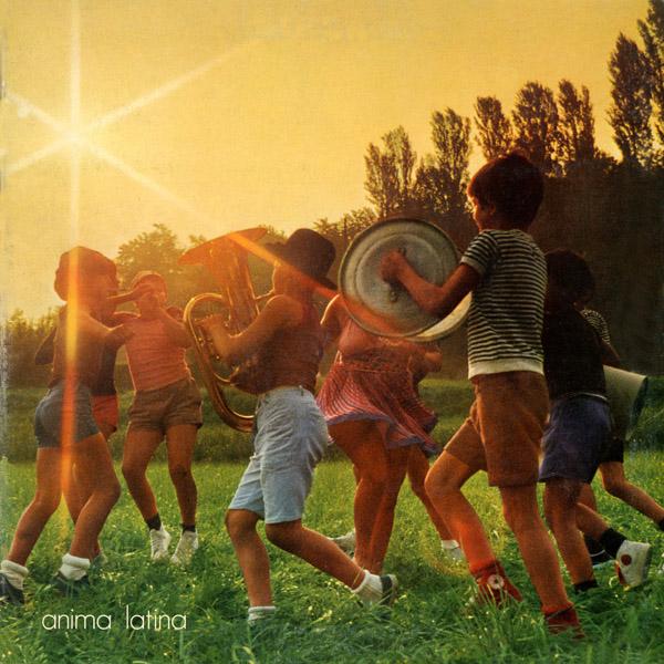 Anima Latina Lp Vinile Lucio Battisti Shop Online 1974