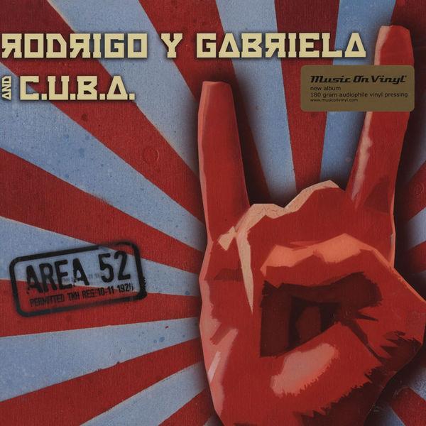 Area 52 2lp Rodrigo Y Gabriela Vinile Vendita Vinili