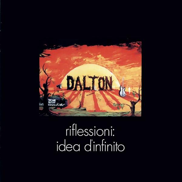Riflessioni Idea D Infinito Lp Vinili Dalton 1973