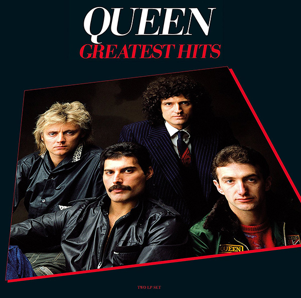 Greatest Hits 2xlp Vinili Queen Shop Online 1981