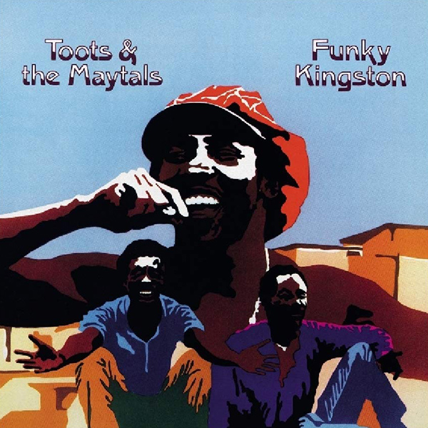 Funky Kingston Lp Vinile Toots And The Maytals 1972