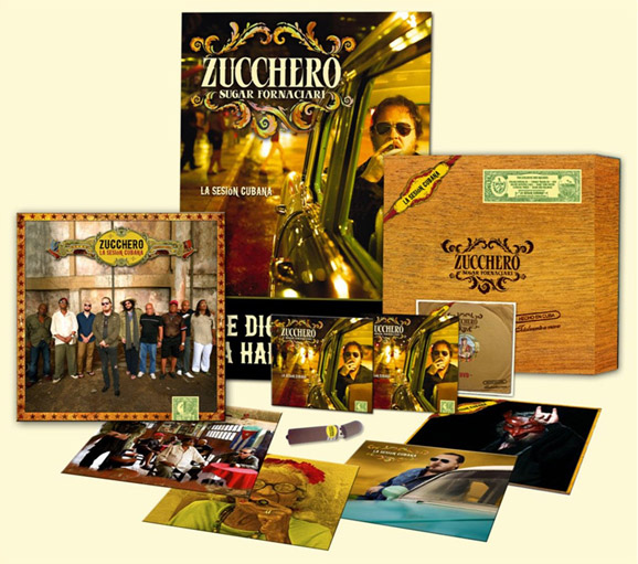 La Sesion Cubana Deluxe Edition Lp Cd Dvd Vinile